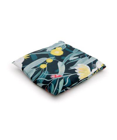 Foldable Shopper Bag - Birds