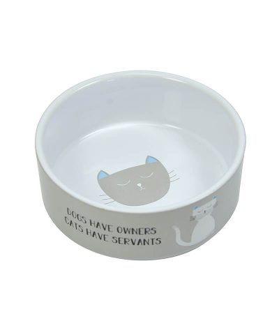 Cat Bowl - Cat Servants