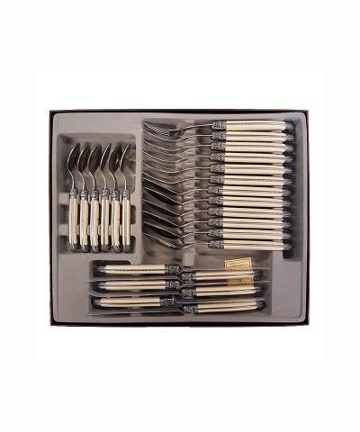 Laguiole Cutlery 24 piece Set