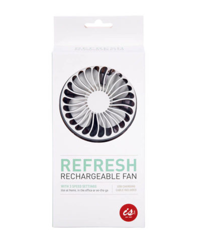 Refresh Rechargeable Fan