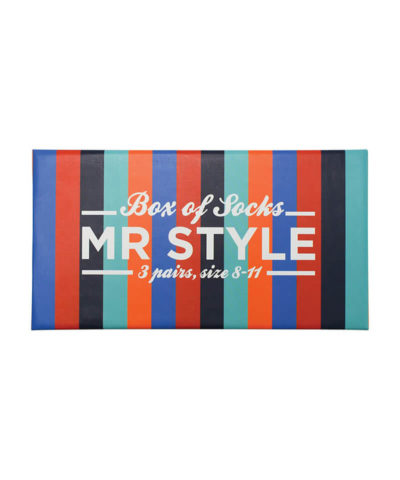 Mr Style Mens Socks Box