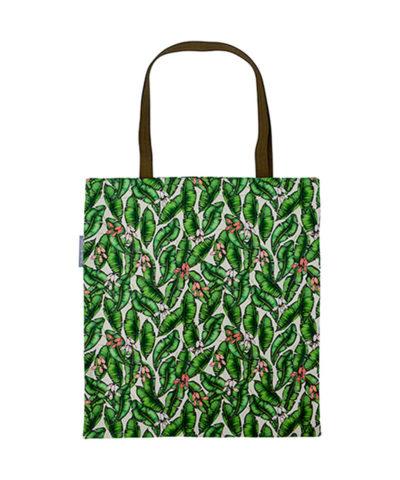 Tote Bag-Banana Leaf