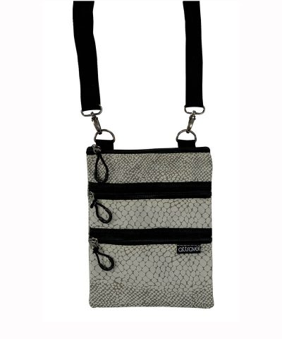 Three Zip Travel Bag
