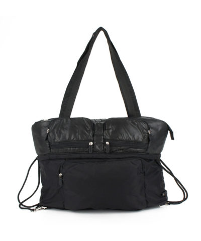 Backpack City Bag black front view