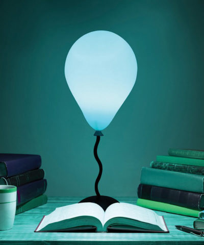 Bal-lume Lamp