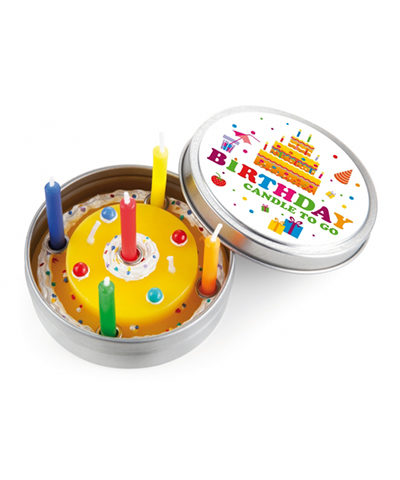 Birthday Candle To Go