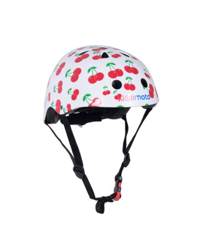 Kiddimoto Cherry Kids Bicycle Helmet