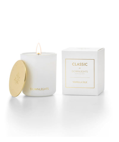 Classic Candle - Vanilla Silk