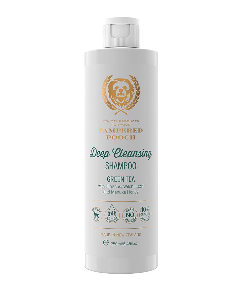 Deep Cleansing Dog Shampoo