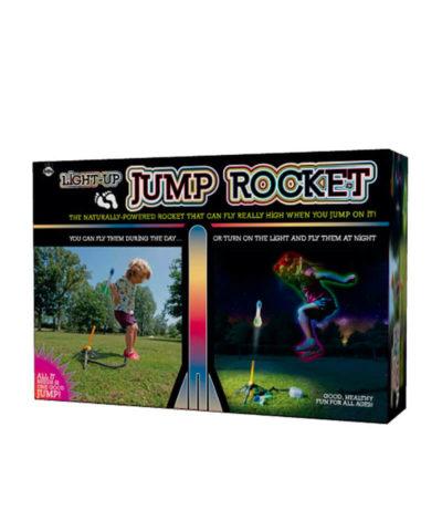 Light Up Jump Rocket