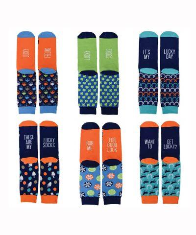 Mens Lucky Socks Box