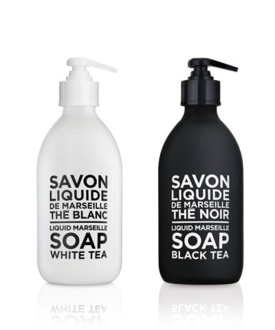 Black & White Liquid Marseille Soap