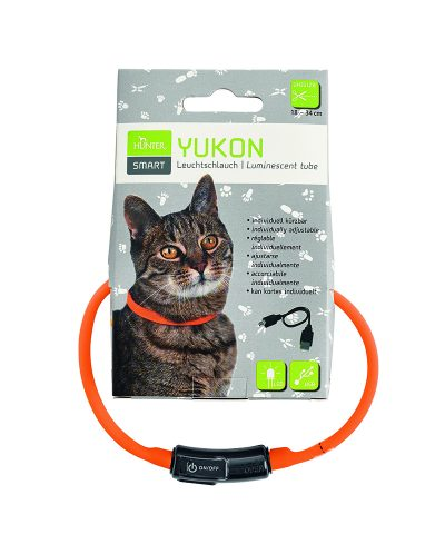 Yukon Luminescent LED Cat Collar