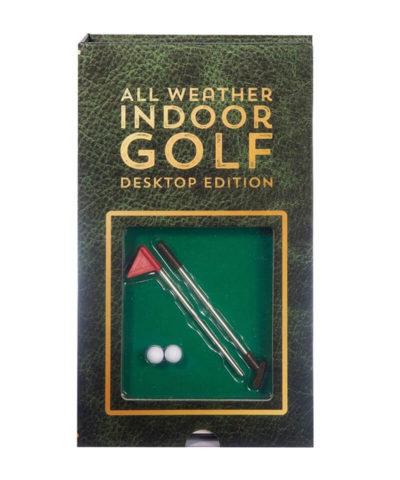 Indoor Golf Book Game