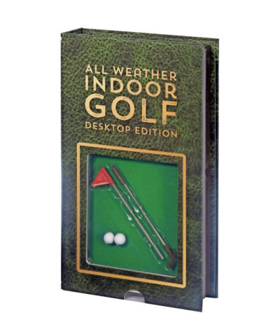 All Weather Indoor Golf Game
