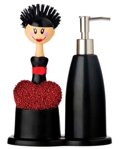 Katia Doll Soap Dispenser