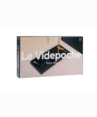 Le Videpoche Valet Tray packaging