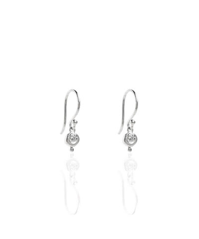 Moon Droplet Earrings