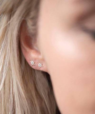 Northern Star Earrings