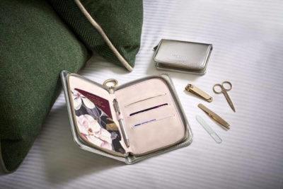 Ted Baker Manicure Set - Silver