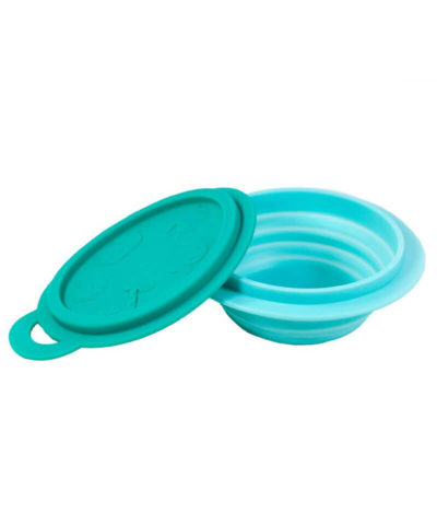 Collapsible Baby Bowl
