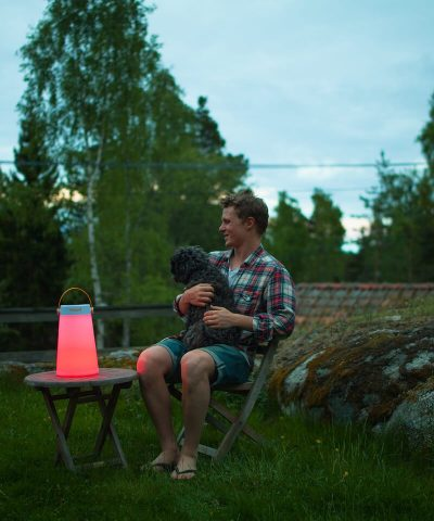 TakeMe Portable Speaker Lantern