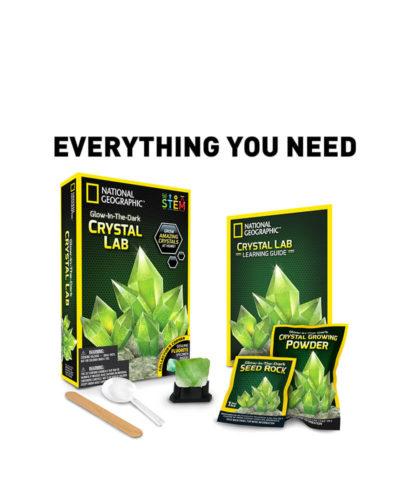 Green Crystal Lab