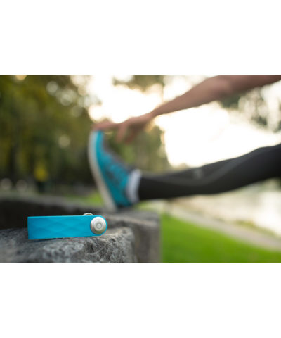 Orbitkey active Aqua ,jogging matching sneakers