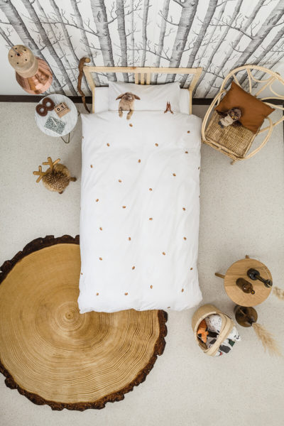 Quilt Cover Set-Furry Friends