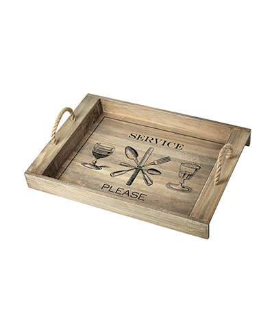 Service Tray by Parlane