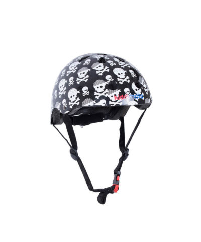 Kiddimoto Skullz Kids Bicycle Helmet