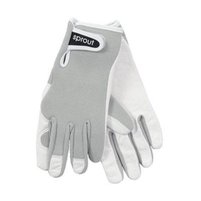 Sprout Goatskin Garden Gloves