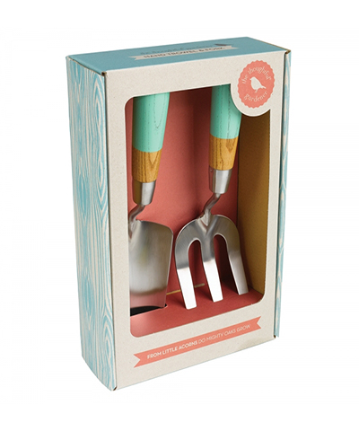 Trowel and Fork