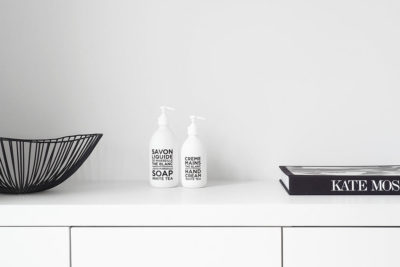 Black & White Hand Cream