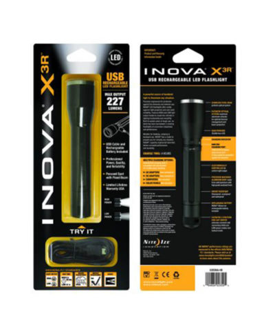 Inova X3R LED Flashlight