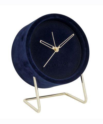 Lush Velvet Alarm Clock